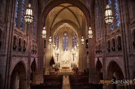 Interior of East Liberty Presbyterian Church